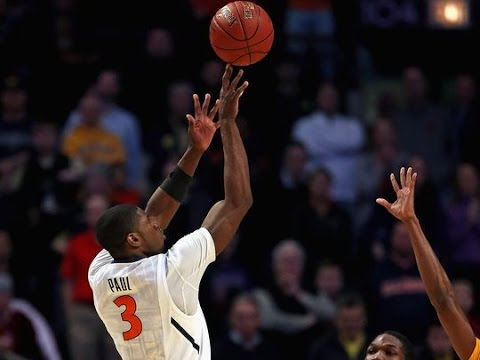 Brandon Paul buzzer beater vs Minnesota-Illinois Radio Call