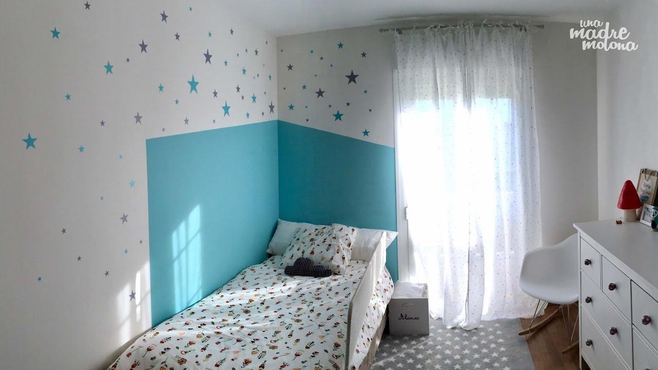 Cómo Pintar Una Habitación Infantil De Forma Distinta