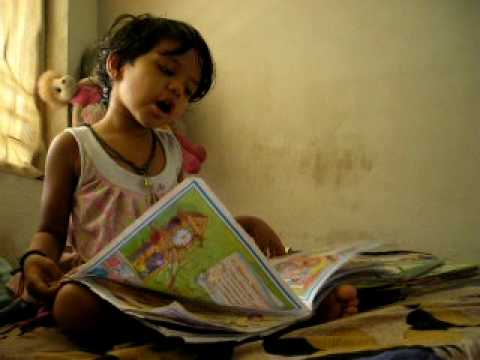 Indians Reading A Book