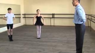 Уроки татарского танца - часть 1