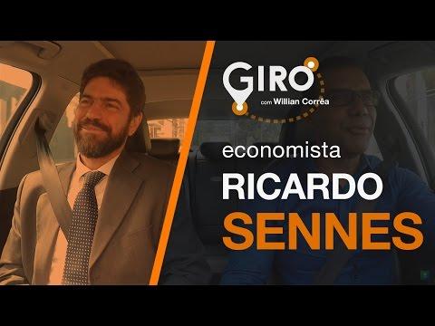 Giro Com Willian Corrêa   Ricardo Sennes, Economista. #30