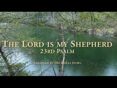 The Lord is my Shepherd - A Karaoke