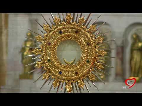 Con il Dio della Vita... Adorazione Eucaristica - 04 Giugno 2020
