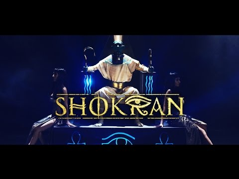 Shokran - Creatures From The Mud (Official Music Video)