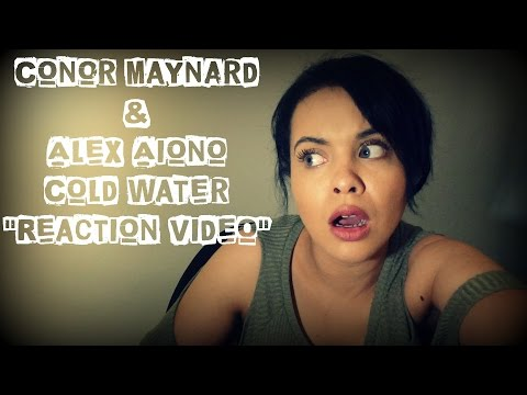 "Alex & Conor - Major Lazer - Cold Water (feat. Justin Bieber & MØ) ""Reaction Video"""