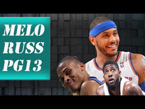 Carmelo Anthony Traded to Oklahoma City Thunder!