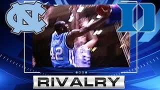 Best UNC vs Duke Rivalry Moments