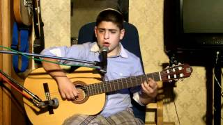 Rusa Morchiladze - Iebi, Performed by Koko Vephkhvadze, 13 Years Old