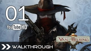 The Incredible Adventures of Van Helsing - Walkthrough Part 1 Gameplay (Borgovia) 1080p PC Xbox360