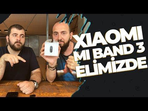 Xiaomi Mi Band 3 Inceleme - Mi Band 2 Ile Karşılaştırdık!