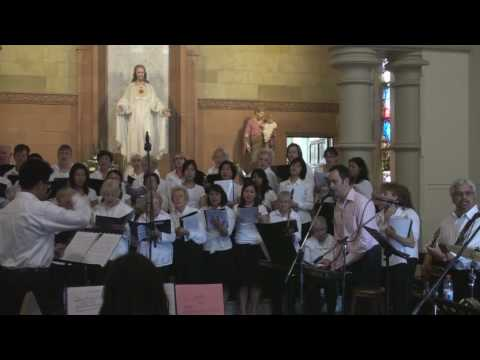 You Are Mine - David Haas - Mass of 150 Years of the title