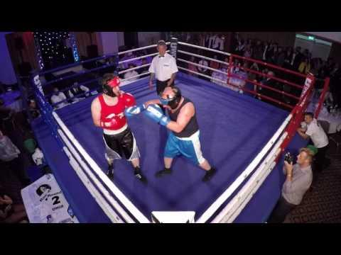 Ultra White Collar Boxing | Blackburn | Sean Martin VS Gavin The Great