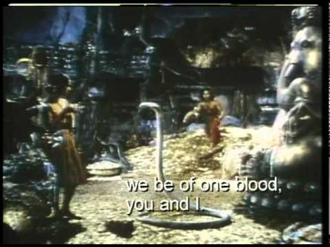 THE JUNGLE BOOK (1942) - Full Movie - Captioned Travel Video