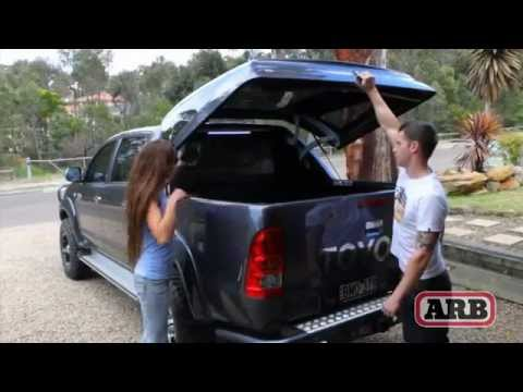 & ARB | Sprint Canopy - YouTube
