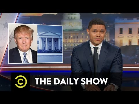 President-Elect Trump's Conflicts of Interest: The Daily Show