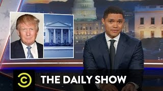 Repeat youtube video The Daily Show - President-Elect Trump's Conflicts of Interest