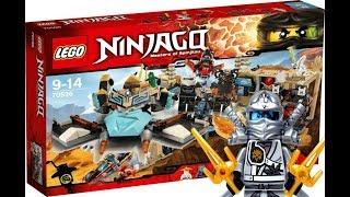 Mở hộp và lắp ghép bộ đồ chơi lego ninja No JX80044B l Lego Stop Motion