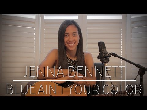 Blue Ain't Your Color - Keith Urban (Jenna...