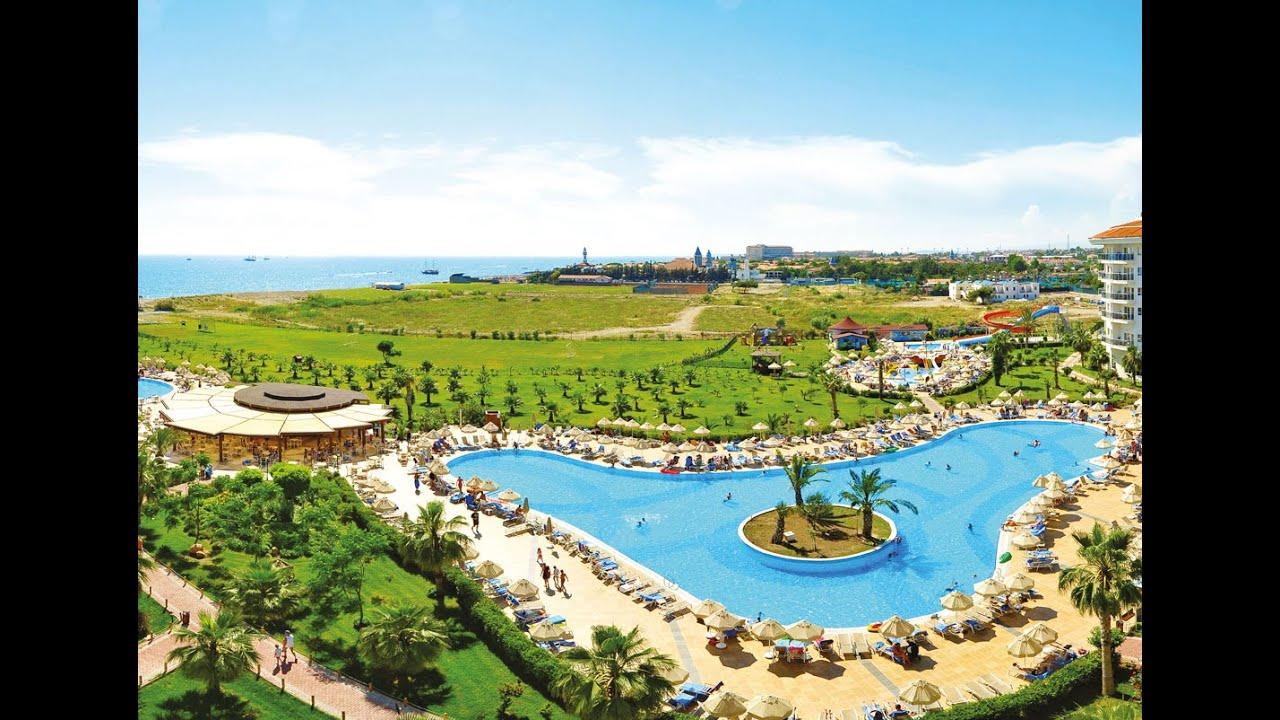Side Kizilagac Hotel Sea World Resort Spa Youtube
