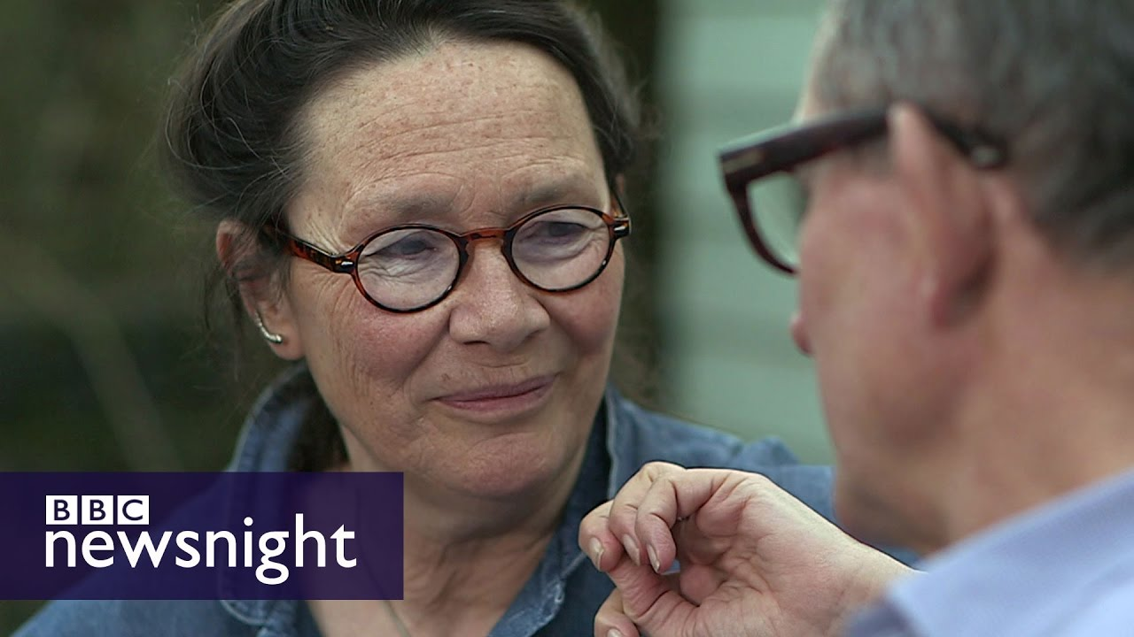 Married at 65: Why more people are getting married in later life - BBC Newsnight