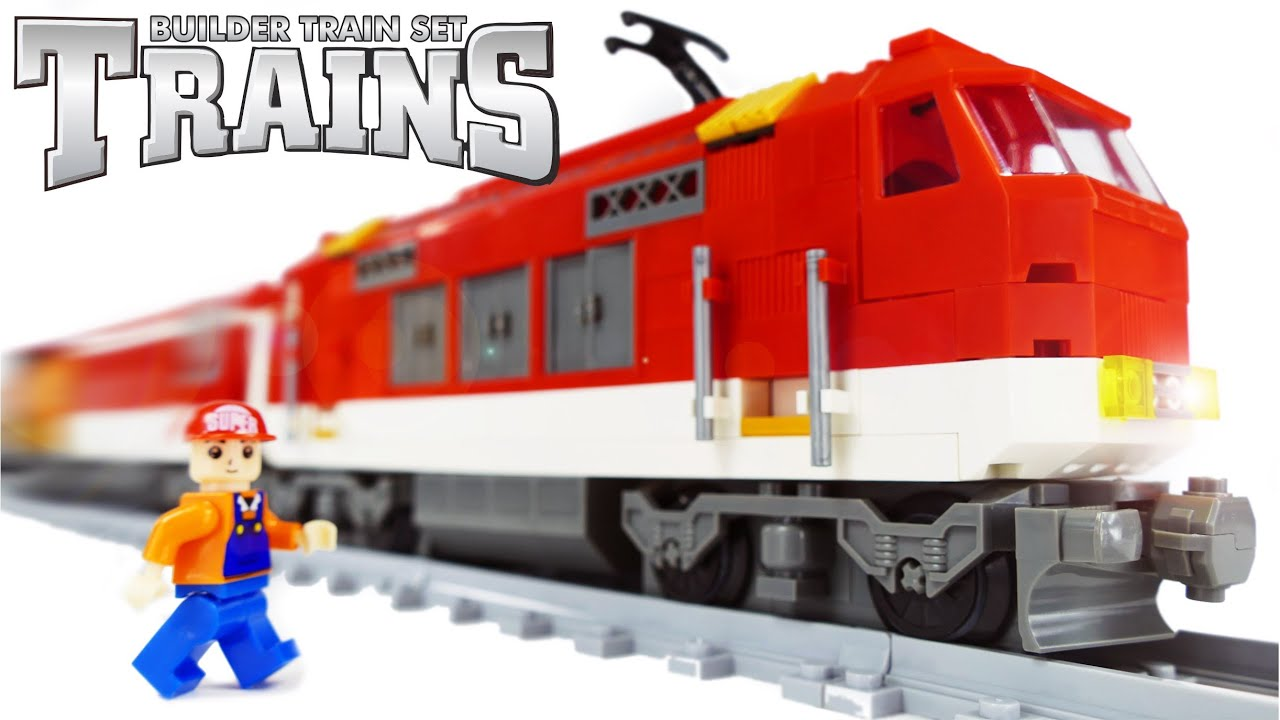 trains for children video trains ausini 25807 constructor
