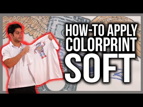 image regarding Siser Colorprint Easy Printable Heat Transfer Vinyl named Working with ColorPrint Gentle Printable Warm Go Vinyl - YouTube