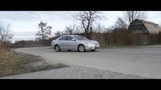 Тест Toyota Camry