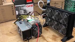 Antminer S9 hash board repair and fault diagnosis video tutorial