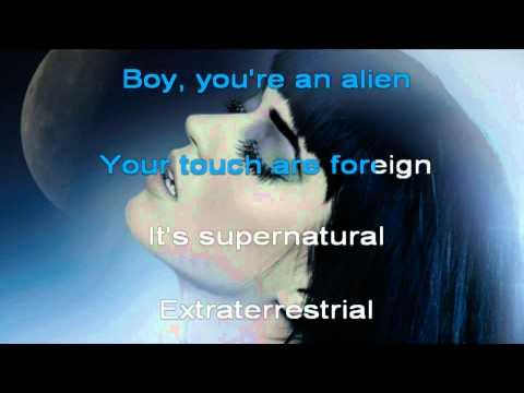 Katy Perry - E.T. {Karaoke}