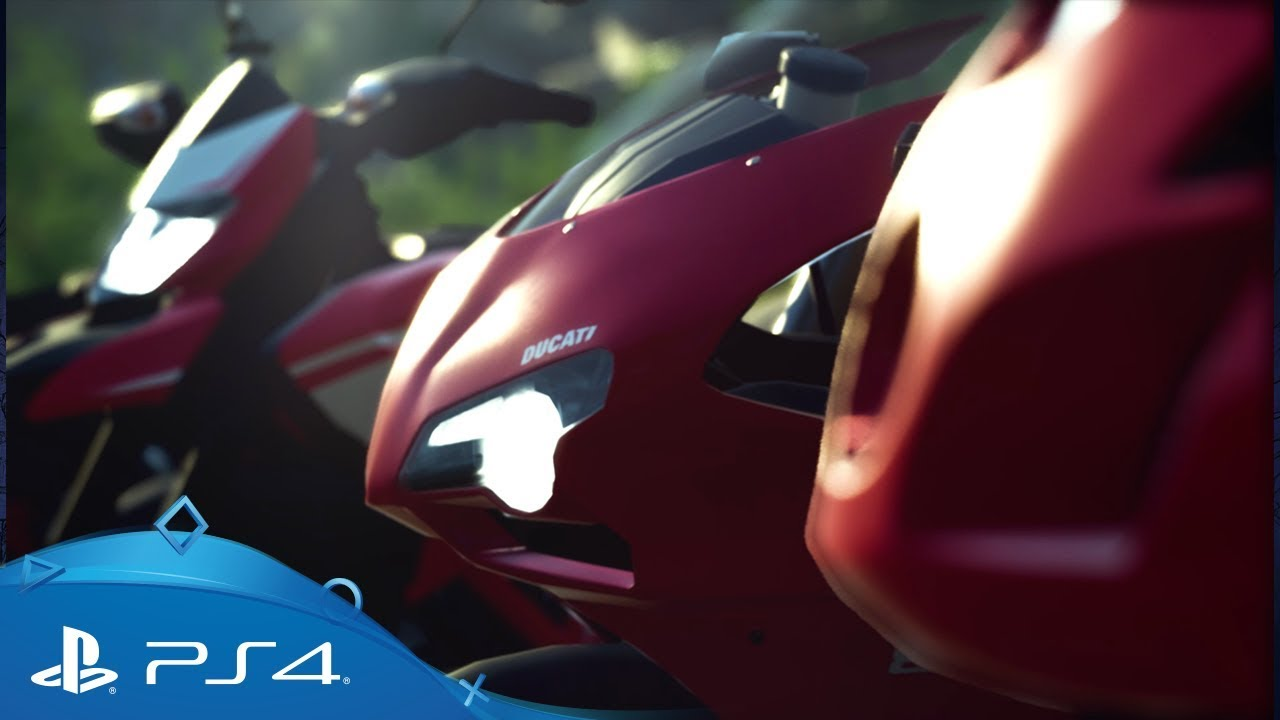 Ride 3 Ducati Trailer Ps4 Youtube