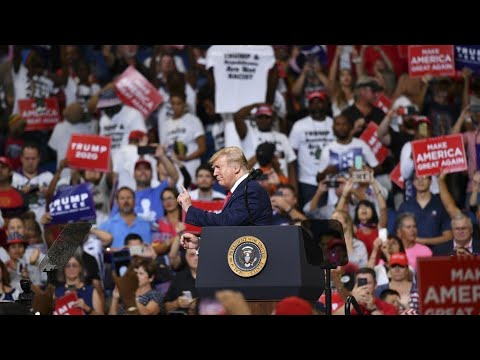 ترامب يطلق رسميا حملته الانتخابية لولاية رئاسية ثانية  - نشر قبل 2 ساعة