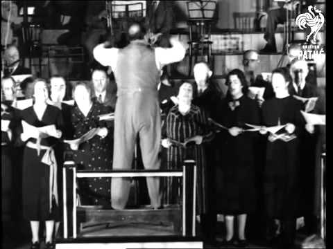 1938 sir Henry Wood 's Jubilee & all the great voices of the UK