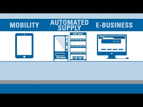 Fastenal – Where Industry Meets Innovation