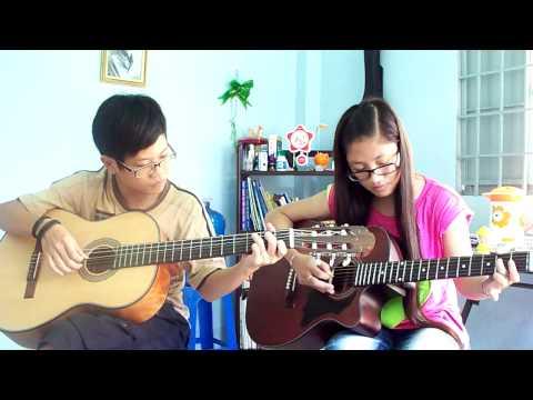 MƯA HỒNG ( Trịnh Công Sơn ) on Guitar