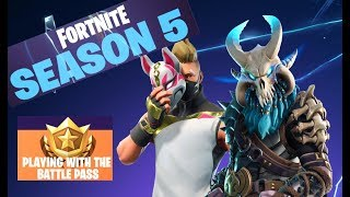 New Fortnite Hype Season 5 Battle Pass 100 Tiers (Epic-Battle Royal) #14