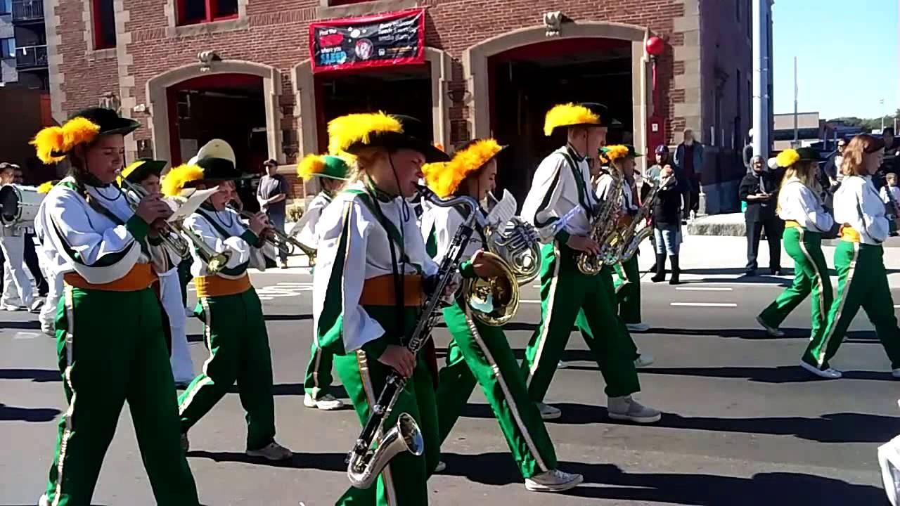 2015 Revere Columbus Day Parade(1) - YouTube