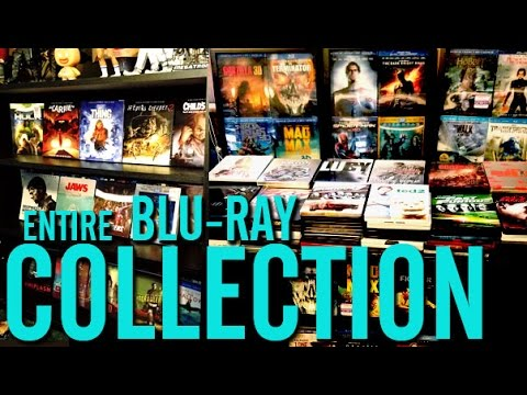 Entire Blu-Ray Collection!2017!!!!