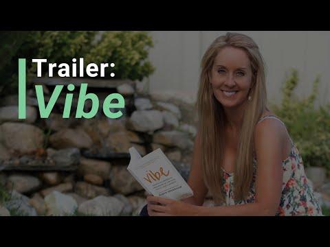 Vibe Book Trailer