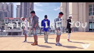 Choreography  ||  Girls Like You - Maroon 5 ft Cardi B
