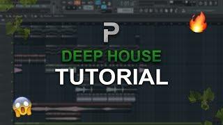HOW TO MAKE: Deep House - FL Studio tutorial