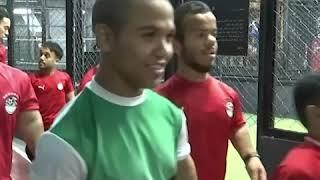 """埃及组建""""小矮人""""足球队 追逐梦想打破歧视"""