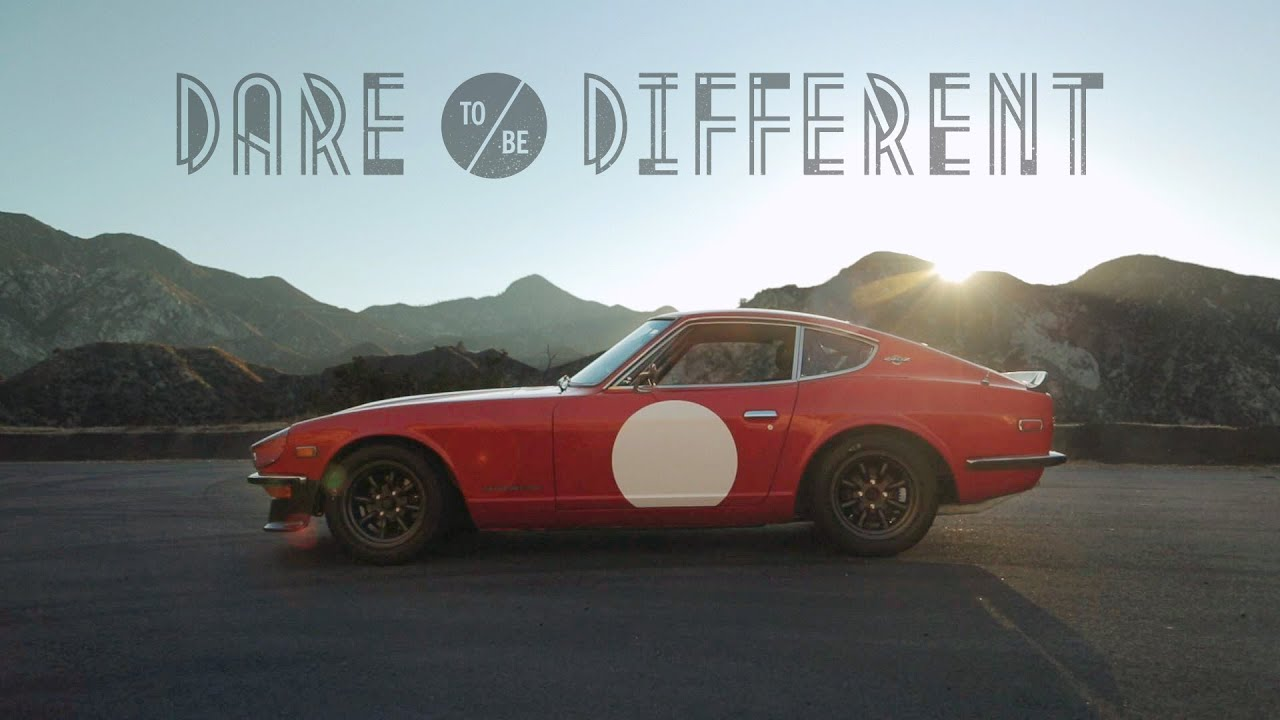 Dare To Be Different In A Datsun 240Z • Petrolicious