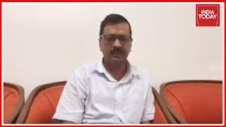 Arvind Kejriwal Speaks Exclusive From LG's Residence | India Today Exclusive