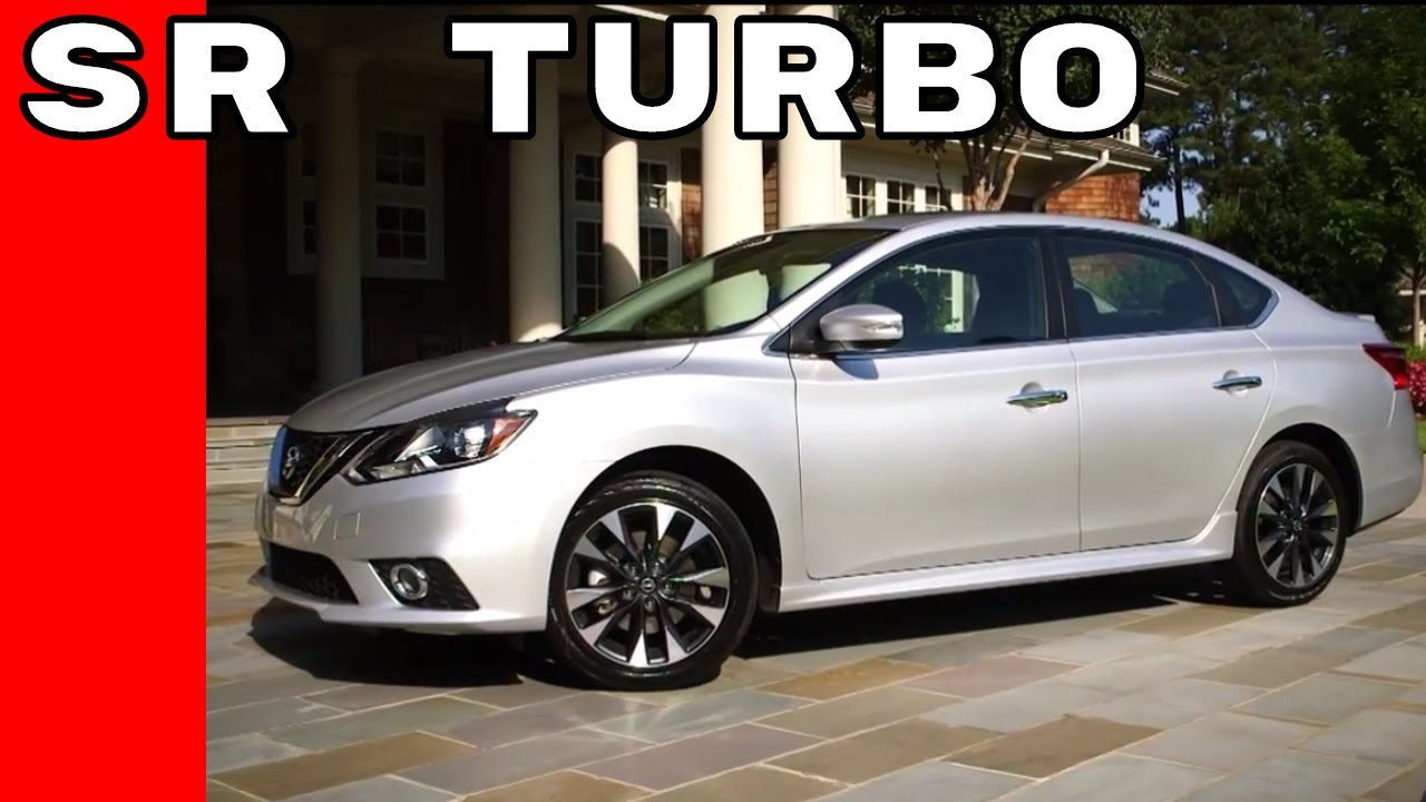 tv sentra nissan testdriven drive turbo first sr