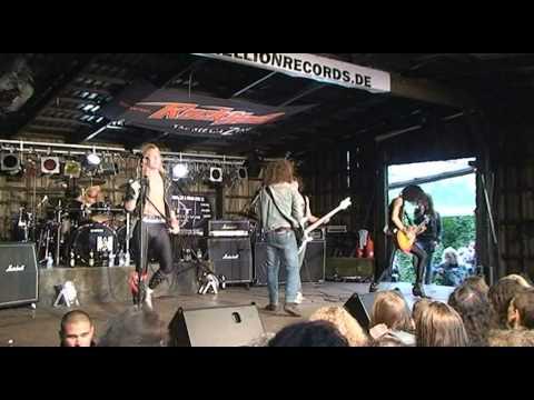 Enforcer - Live at Headbangers Open Air (2009)