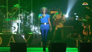 TREESHA & The Evolution (GE) Live @ One Love Sound Fest 2013 / Poland