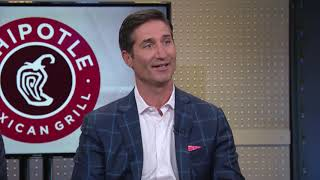 Chipotle Mexican Grill CEO and CFO: Engaging with Millennials | Mad Money | CNBC