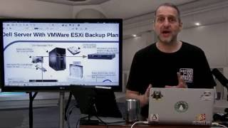 VMware How to Back Up vmdk files (1 of 4): VM Backup Plan On-Site and Off-Site