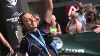 80km   Arrivées Femmes   Chamonix Marathon du Mont Blanc 2015