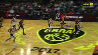 Highlights Obras Basket 62 - 72 San Lorenzo